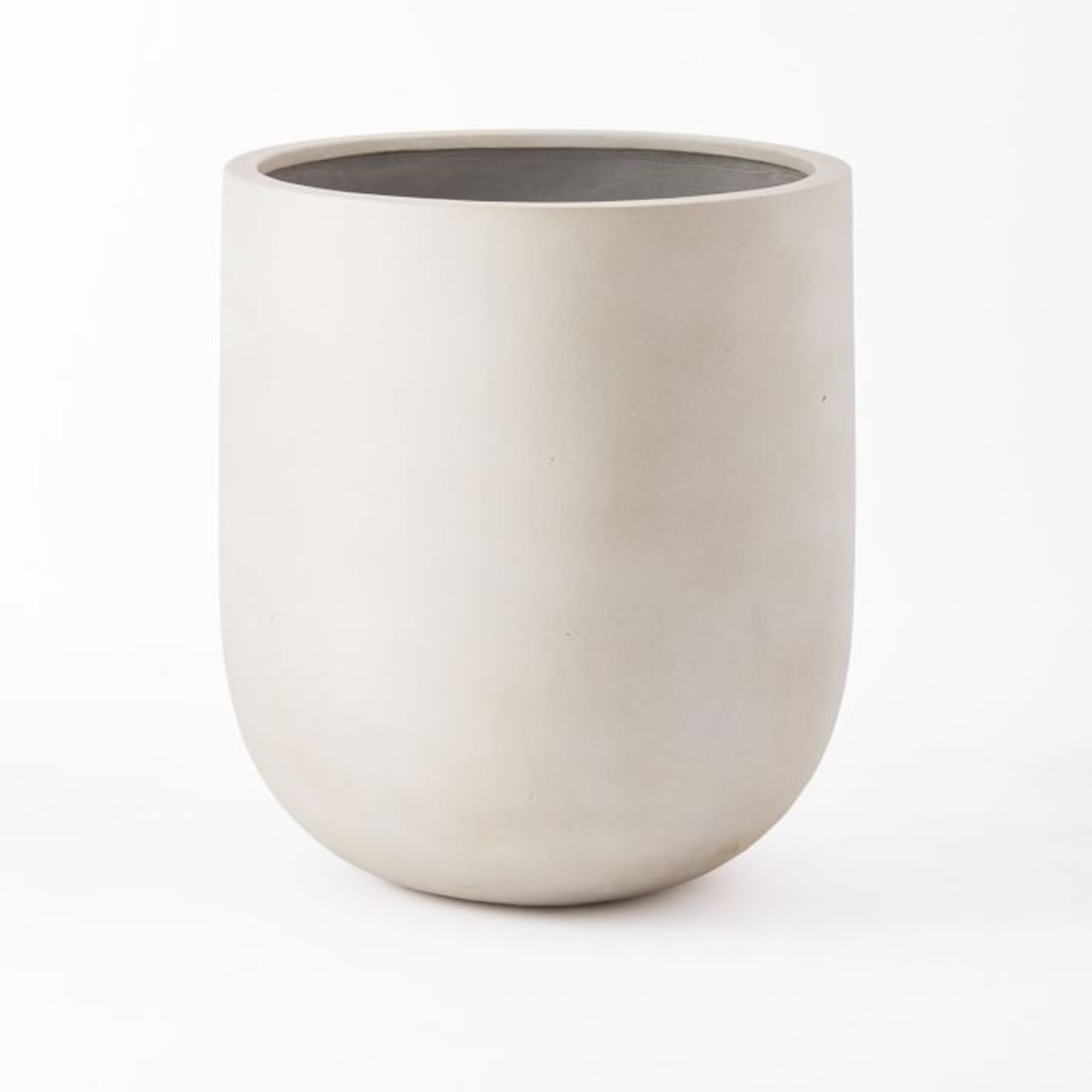 West Elm Radius Planter Extra Large - image-1