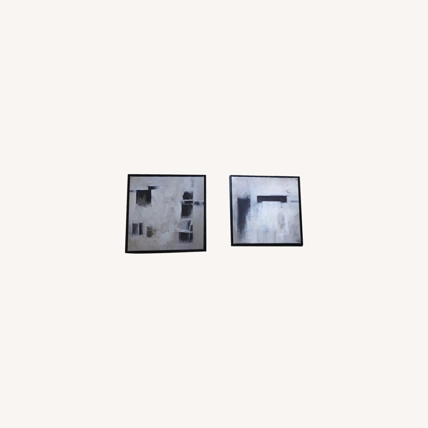 ArtWall Gallery Wrapped Floater-framed Canvas Set - image-0
