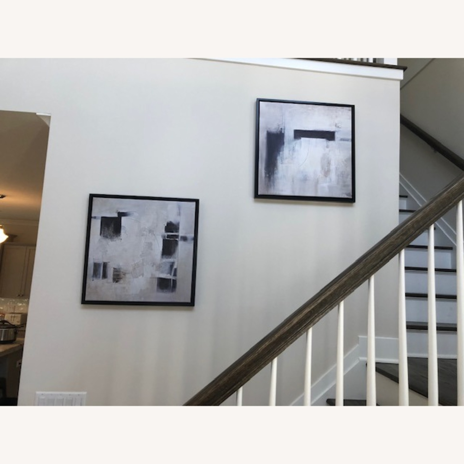 ArtWall Gallery Wrapped Floater-framed Canvas Set - image-1