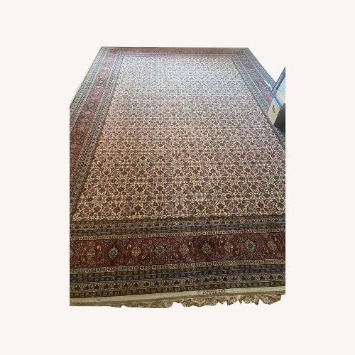Used Handwoven Persian Rug for sale on AptDeco