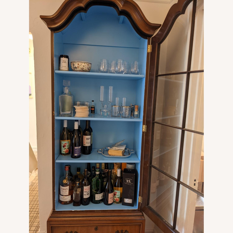 Vintage Kittinger '40s Curio Cabinet - image-4