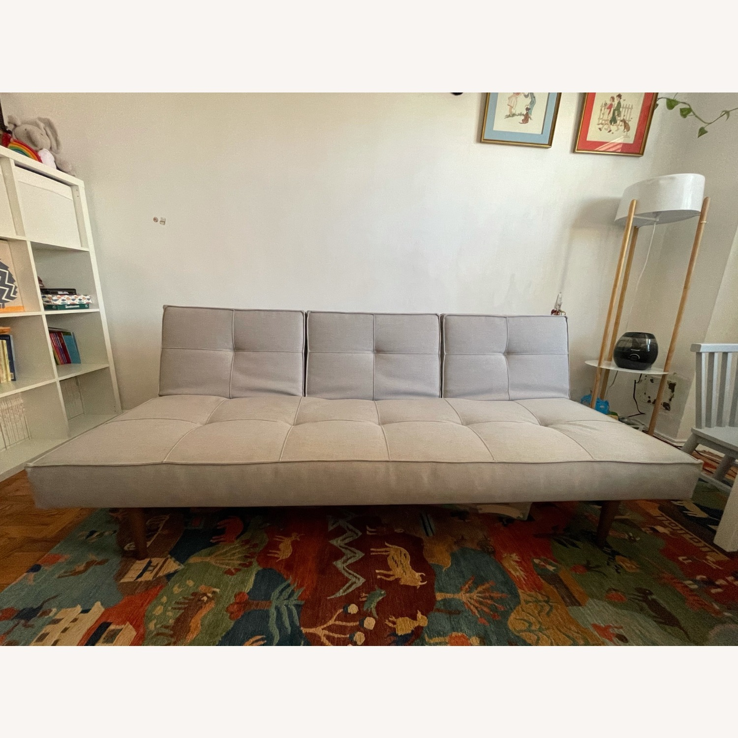 Room and Board Modern Fold Out Bed- Sofa - image-5