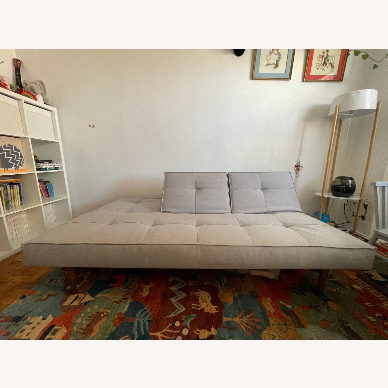 Room and Board Modern Fold Out Bed- Sofa - image-1