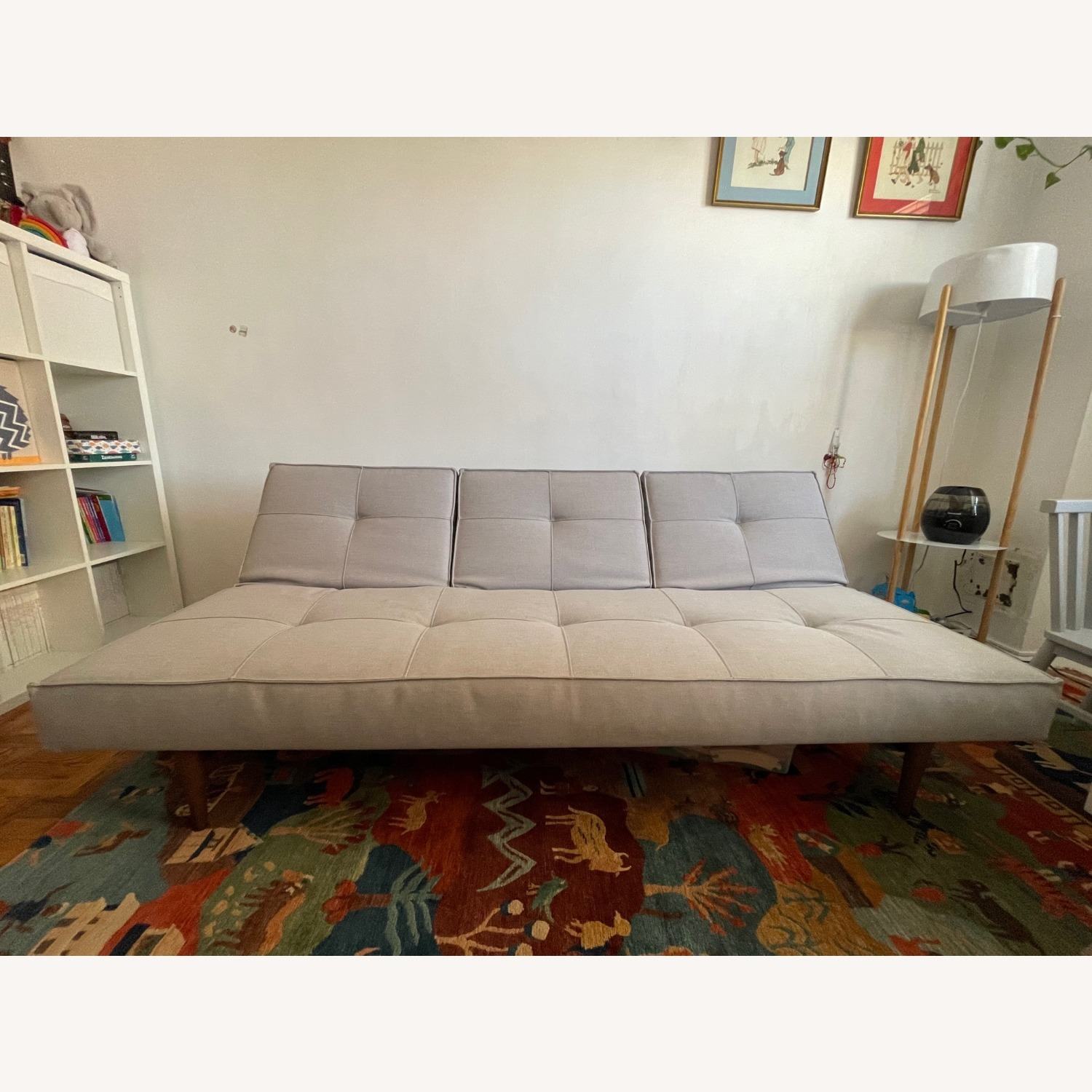 Room and Board Modern Fold Out Bed- Sofa - image-6