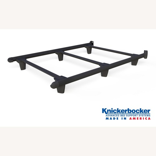Used Knickerbocker Steel Minimal Bed Frame - Cali King for sale on AptDeco