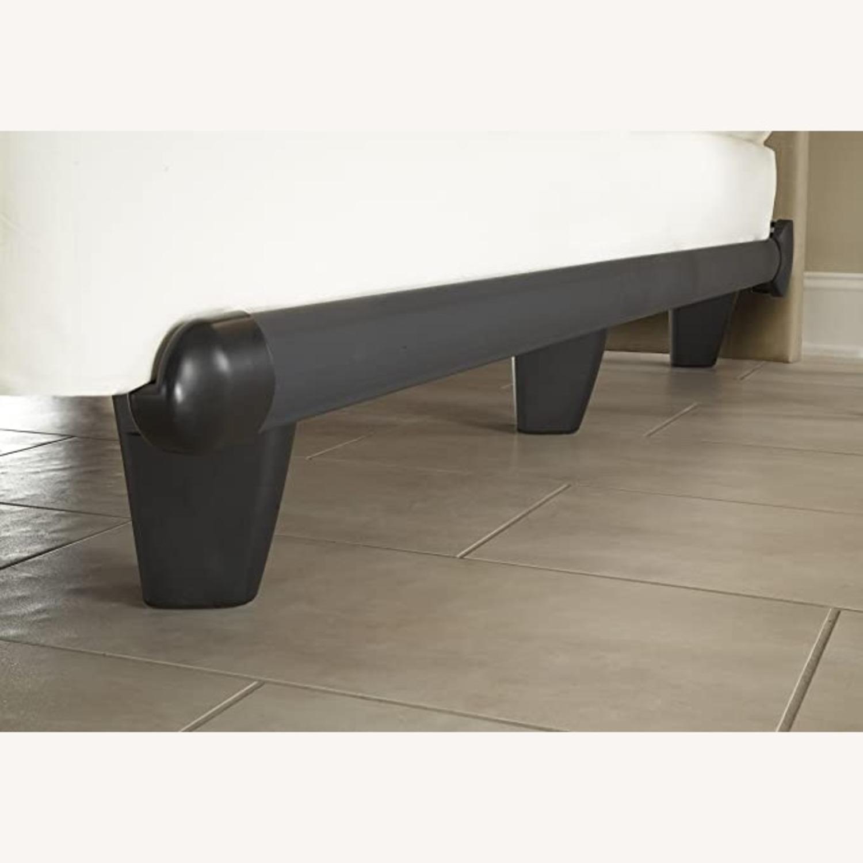 Knickerbocker Steel Minimal Bed Frame - Cali King - image-2