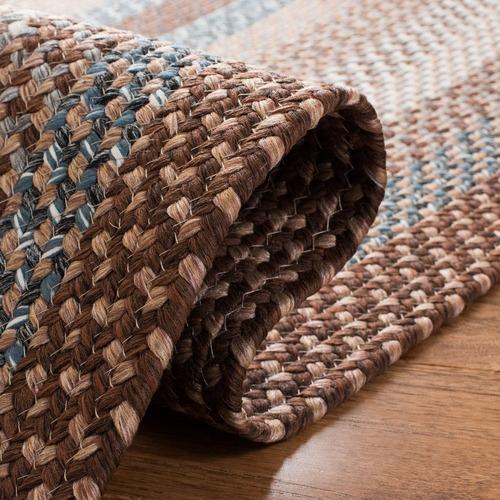 Used Safavieh Handmade Braided Area Rug for sale on AptDeco
