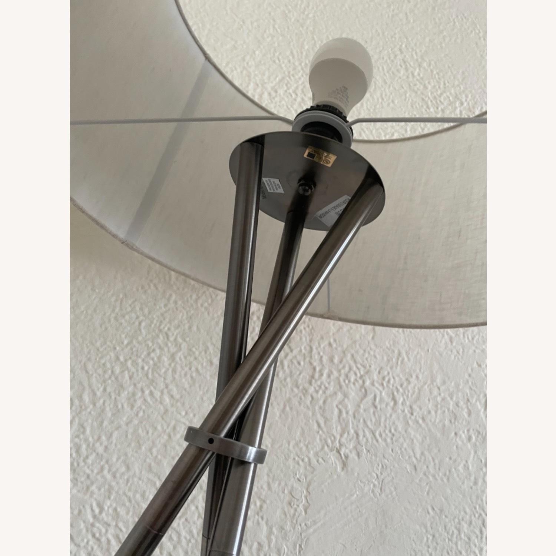 Tripod Metal Floor Lamp - image-3