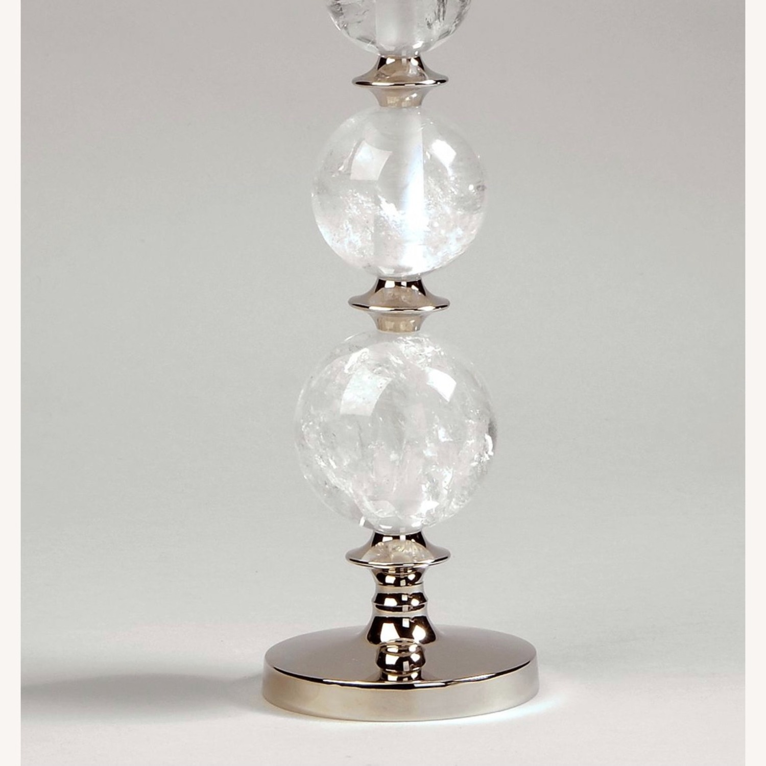 Lutry Crystal Ball Lamps by Vaughan Designs - image-2