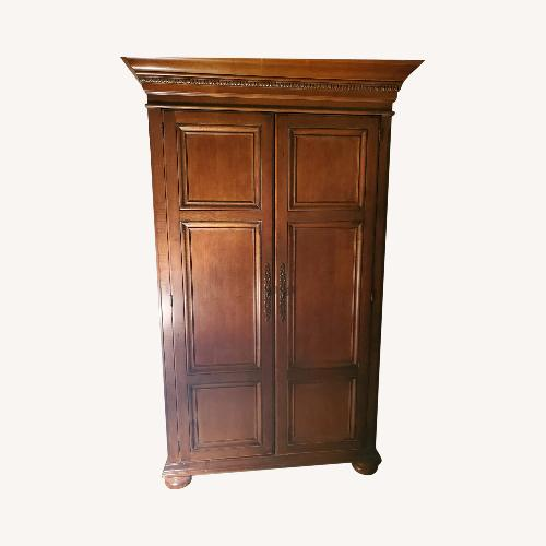 Used Hooker Armoire for sale on AptDeco