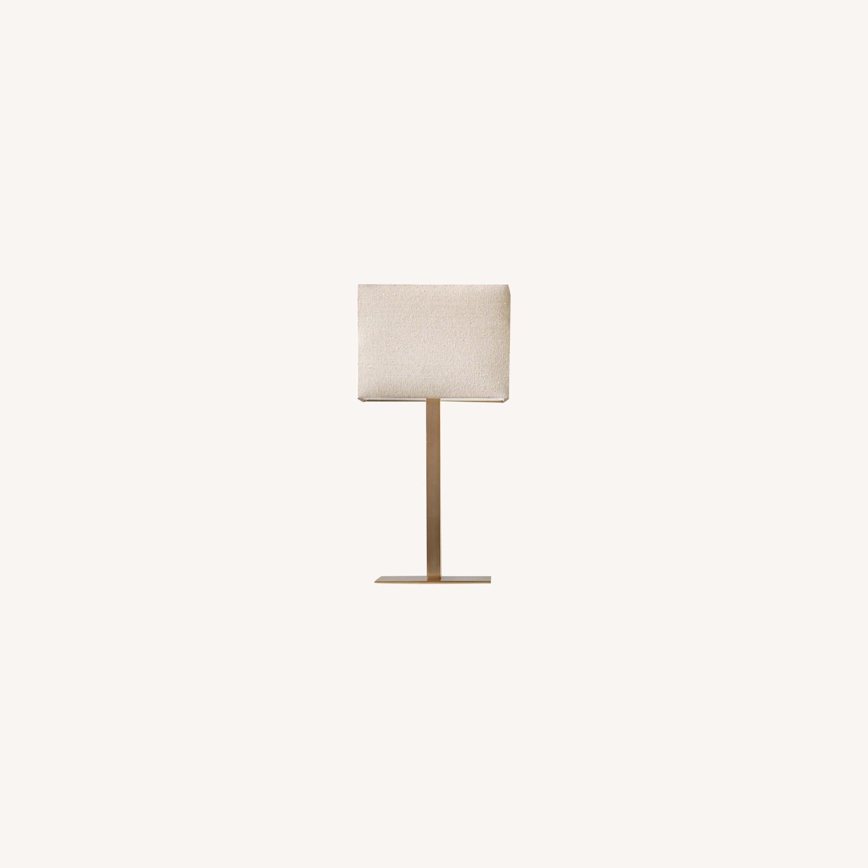CB2 John Table Lamp - image-0