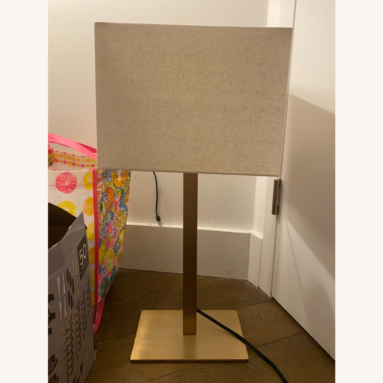 CB2 John Table Lamp - image-4