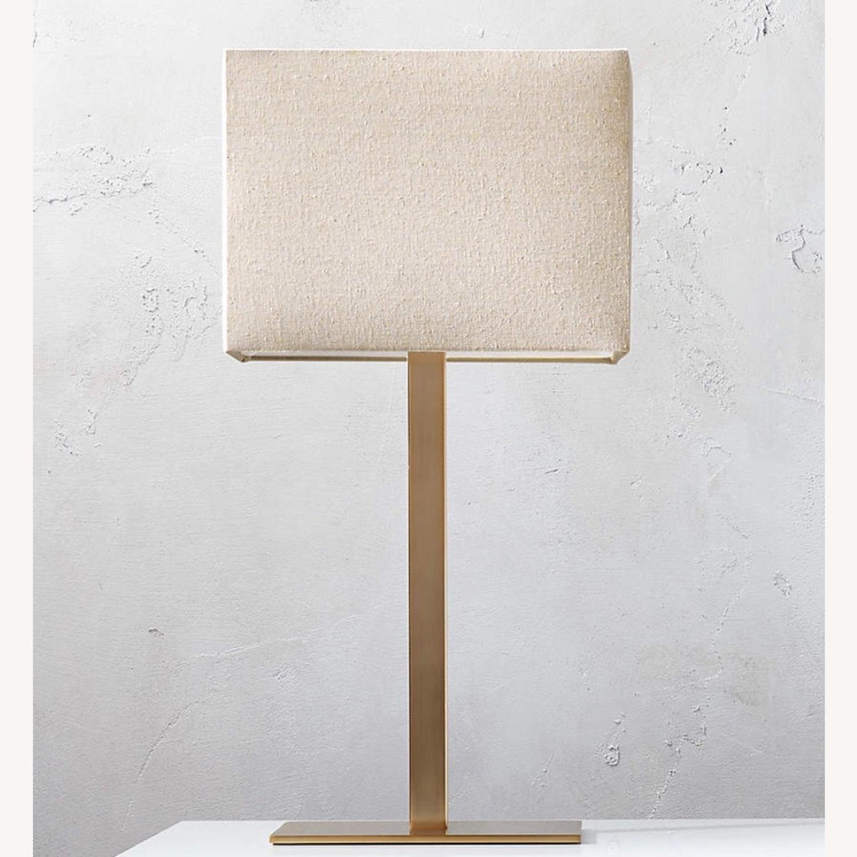 CB2 John Table Lamp - image-1