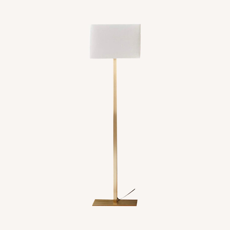 CB2 John Floor Lamp - image-0