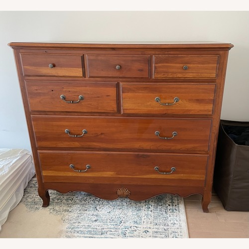 Used Ethan Allen 7 Drawer Dresser for sale on AptDeco