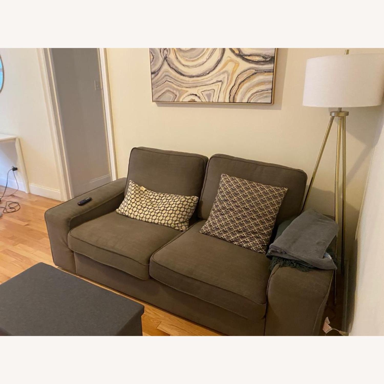 IKEA KIVIK Loveseat Couch - image-3
