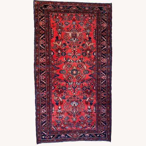 Used Vintage Persian Rug for sale on AptDeco