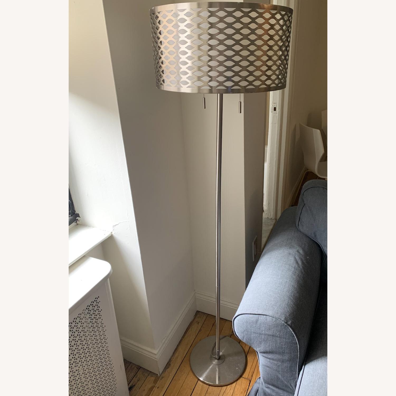 Metal Floor Lamp - image-1