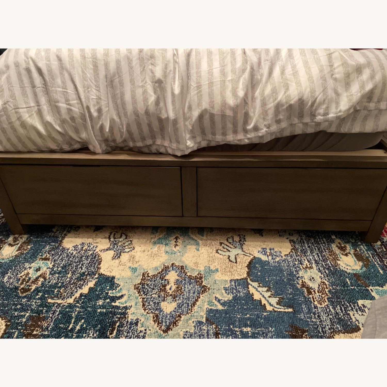 Macys Tribeca Queen Storage Bed - image-2