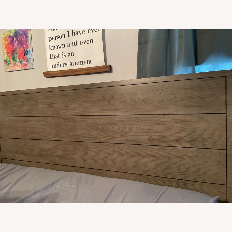 Macys Tribeca Queen Storage Bed - image-3