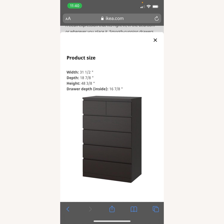 IKEA Malm Dresser - image-2