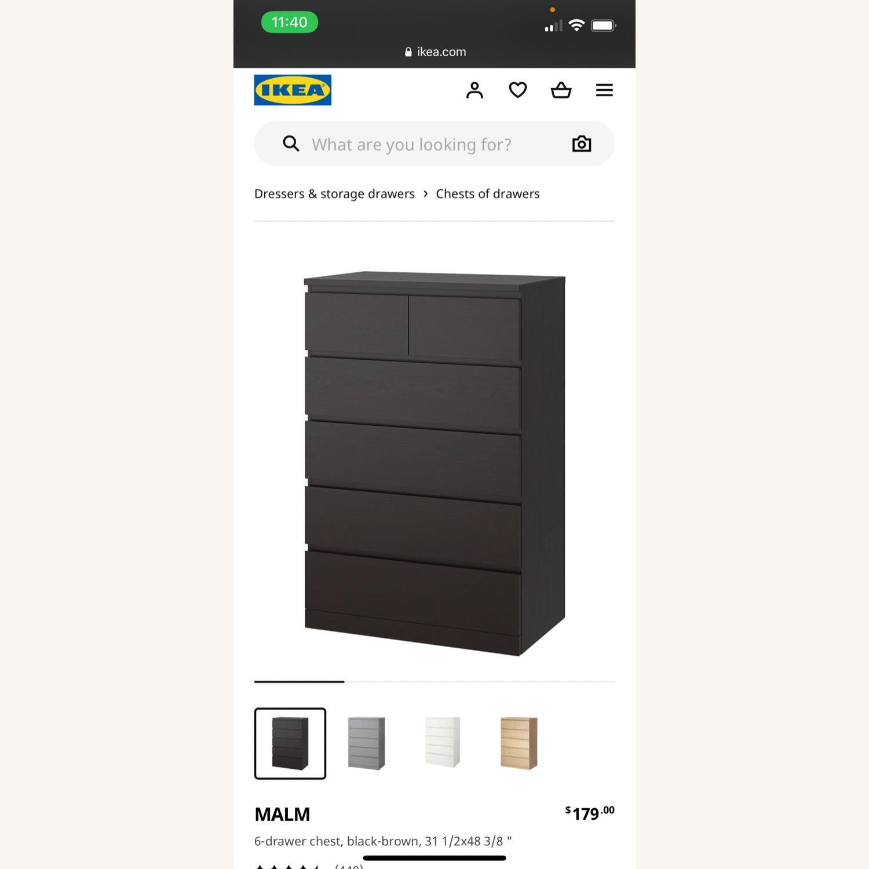 IKEA Malm Dresser - image-1