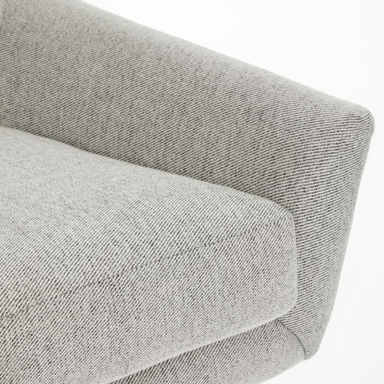 West Elm Lucas Swivel Chair - image-2