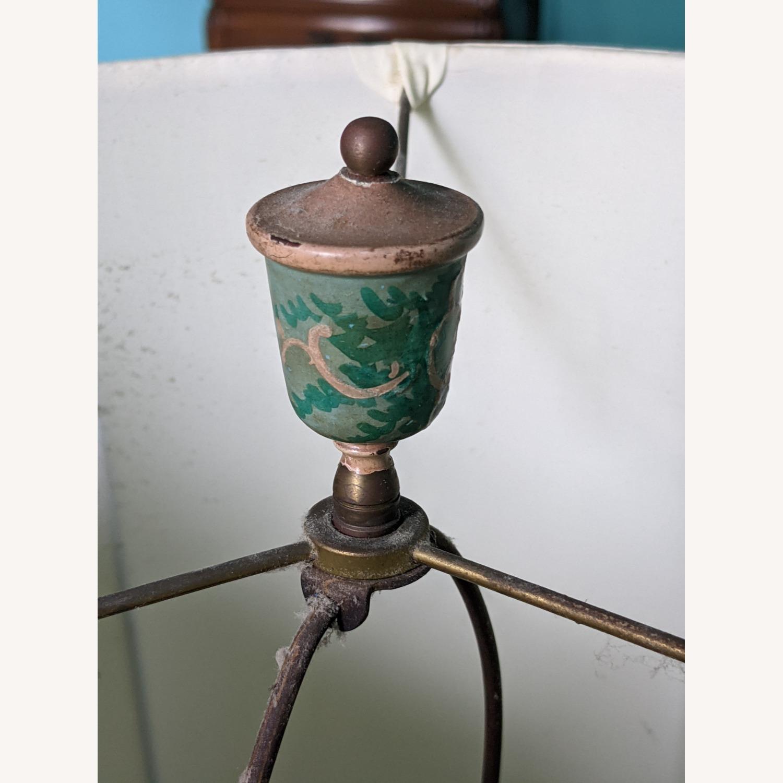 Unique Handpainted Vintage Lamps - image-4