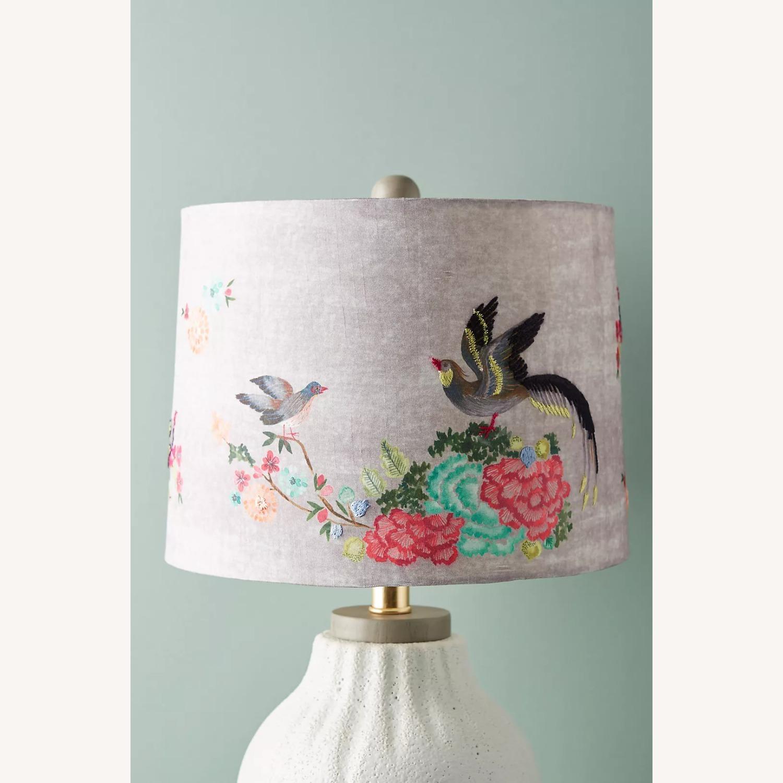 Gardenbird Lampshade and Salmar Lamp Base - image-5