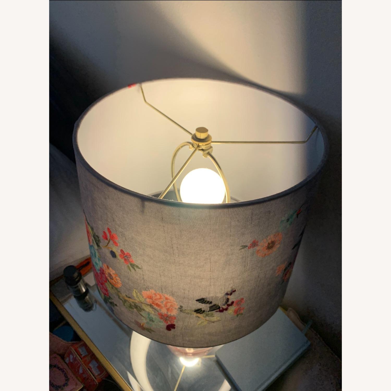 Gardenbird Lampshade and Salmar Lamp Base - image-2
