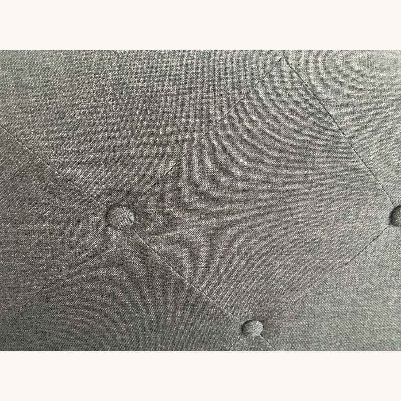 Wayfair Gray Queen Platform Bed Frame - image-3