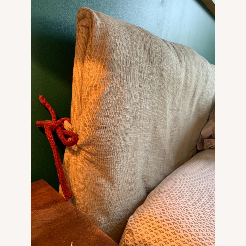 Flou Nathalie Queen Bed - image-5