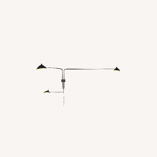 Used Midcentury Modern Rotating Wall Sconce for sale on AptDeco