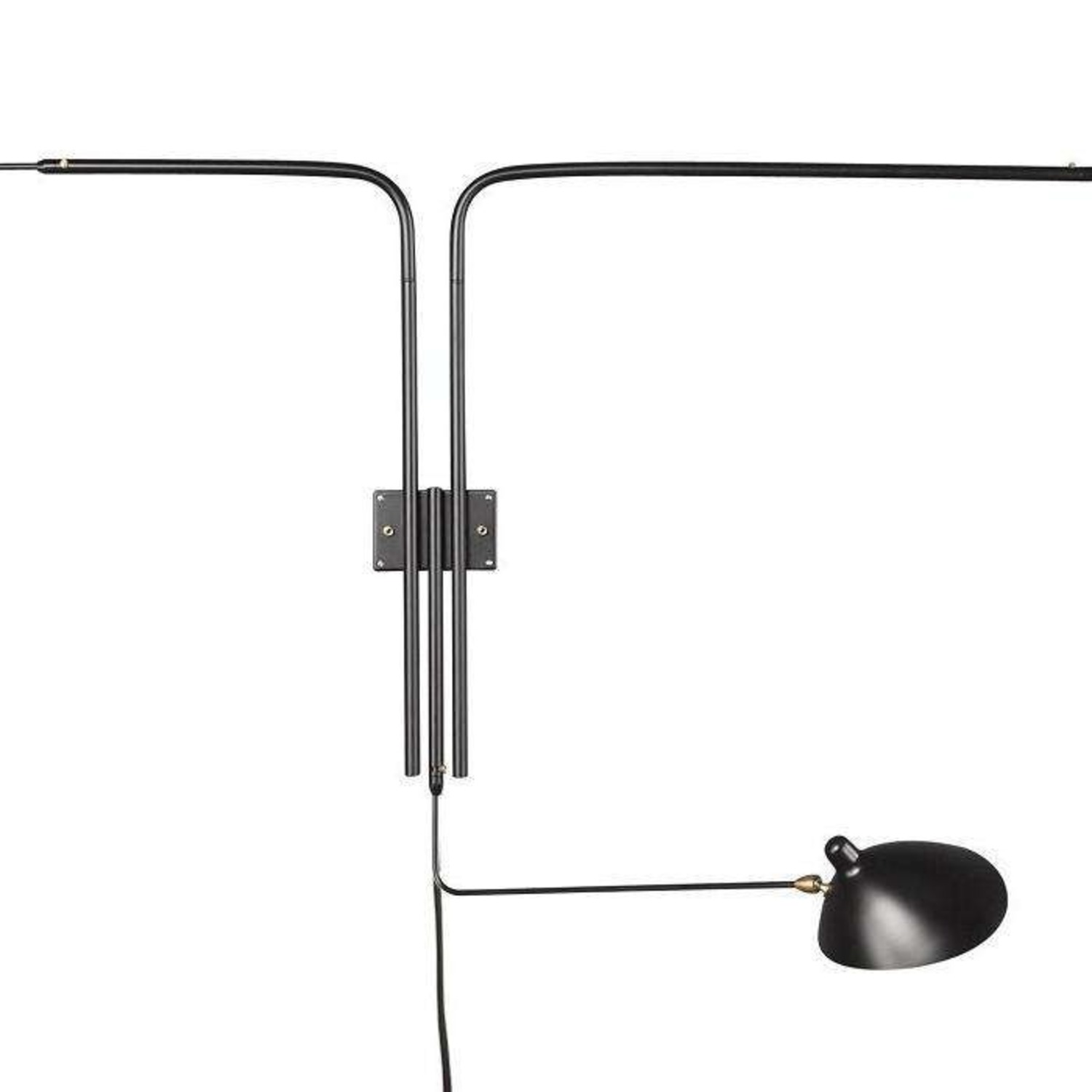 Midcentury Modern Rotating Wall Sconce - image-2