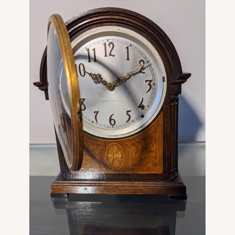 Handsome Vintage Seth Thomas Clock - image-2