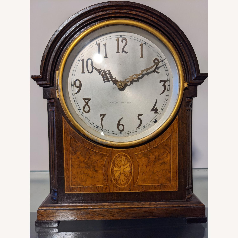 Handsome Vintage Seth Thomas Clock - image-1