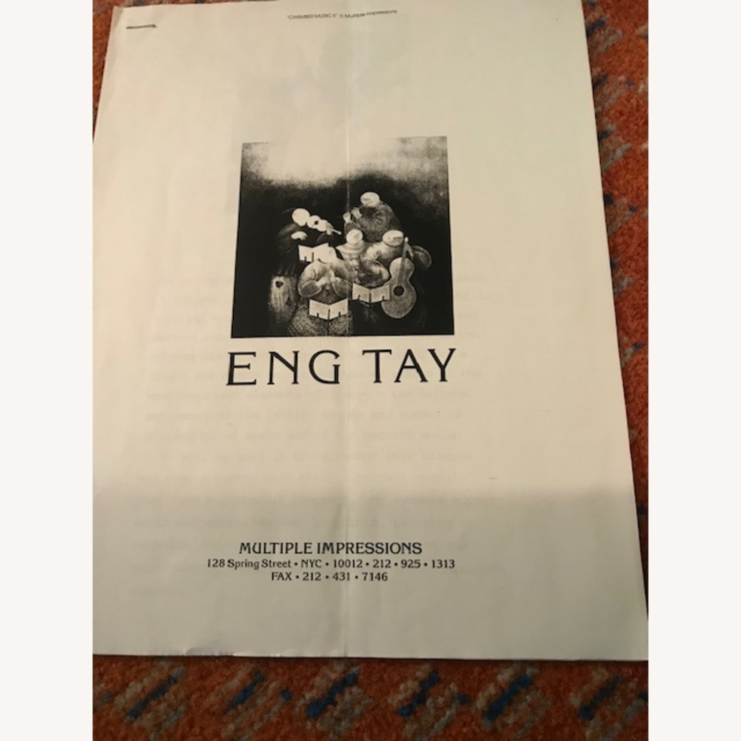 Exquisite Eng Tay etching - image-7