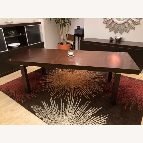 Used Modern Italian Dining Table for sale on AptDeco