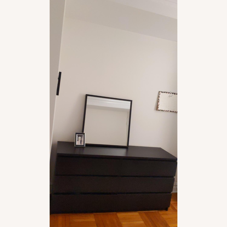 IKEA Elegant Modern Black Dresser - image-1