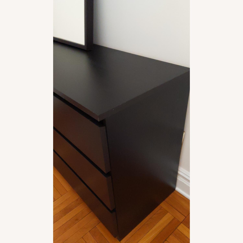 IKEA Elegant Modern Black Dresser - image-3
