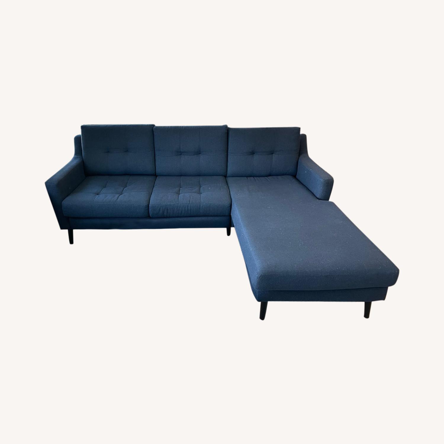Burrow Sectional Chaise with Removal Chaise Piece - image-0