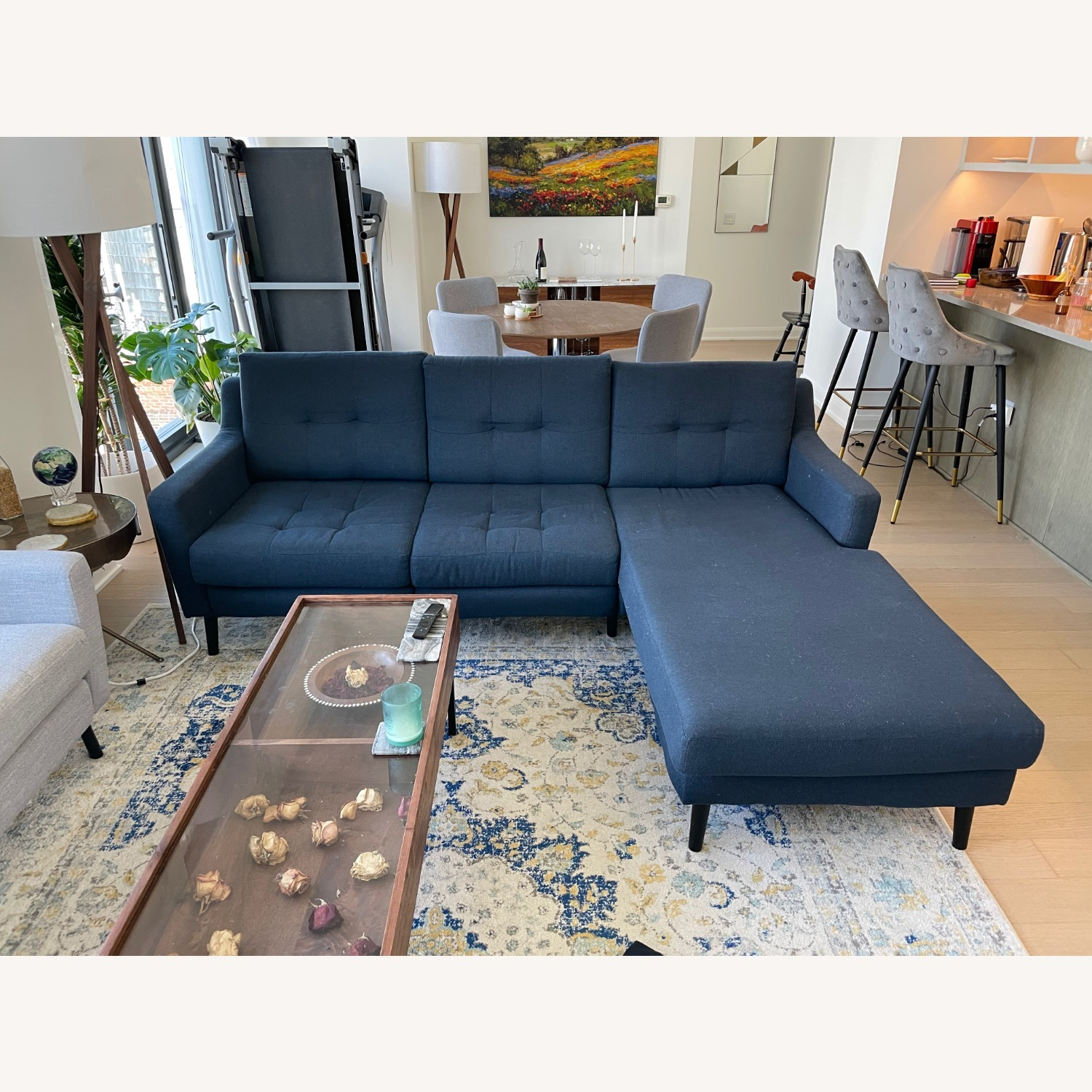 Burrow Sectional Chaise with Removal Chaise Piece - image-3