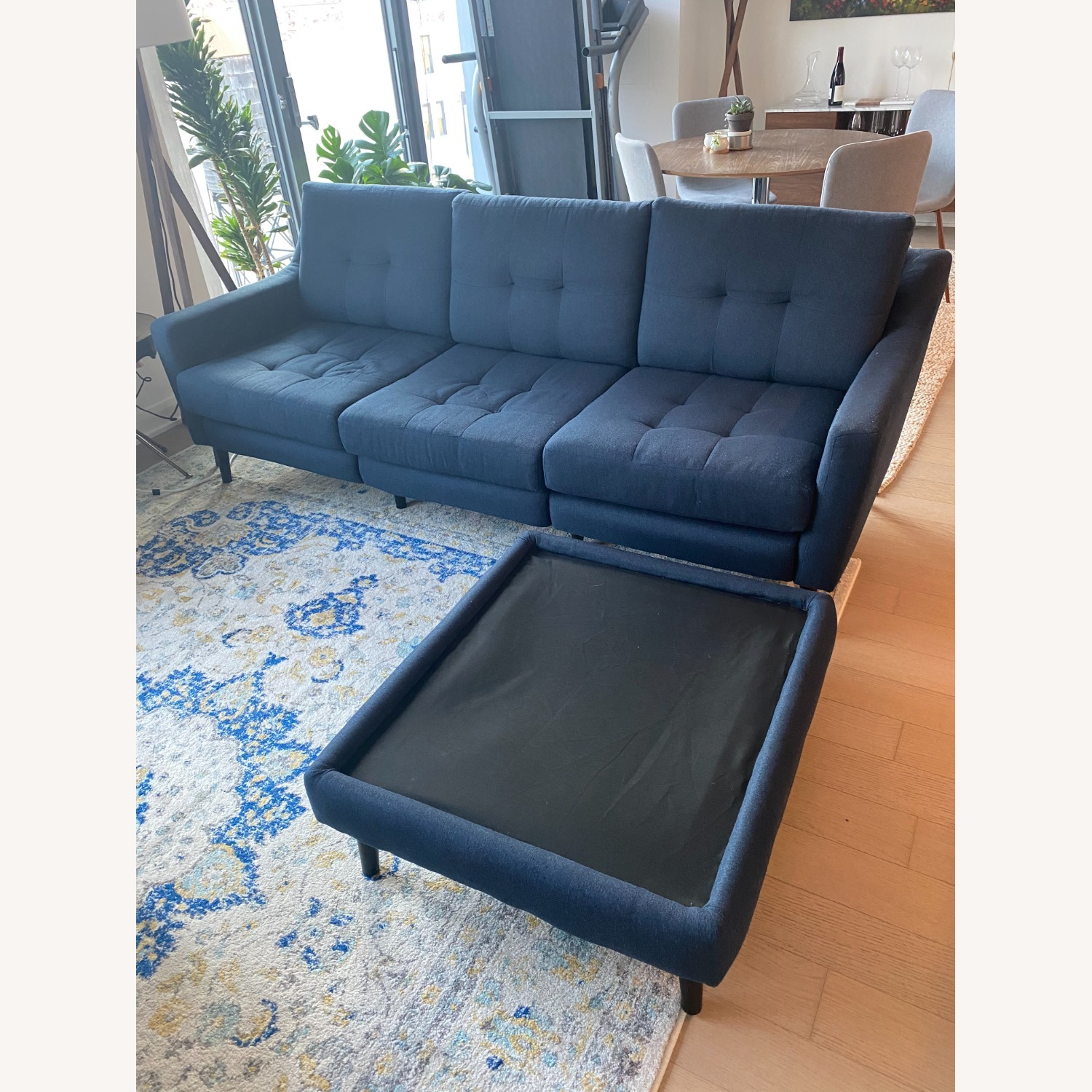 Burrow Sectional Chaise with Removal Chaise Piece - image-2