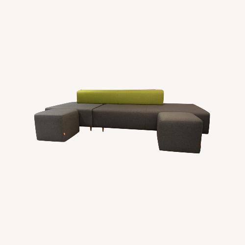 Used Poppin Modern Poppin Brand Couch for sale on AptDeco