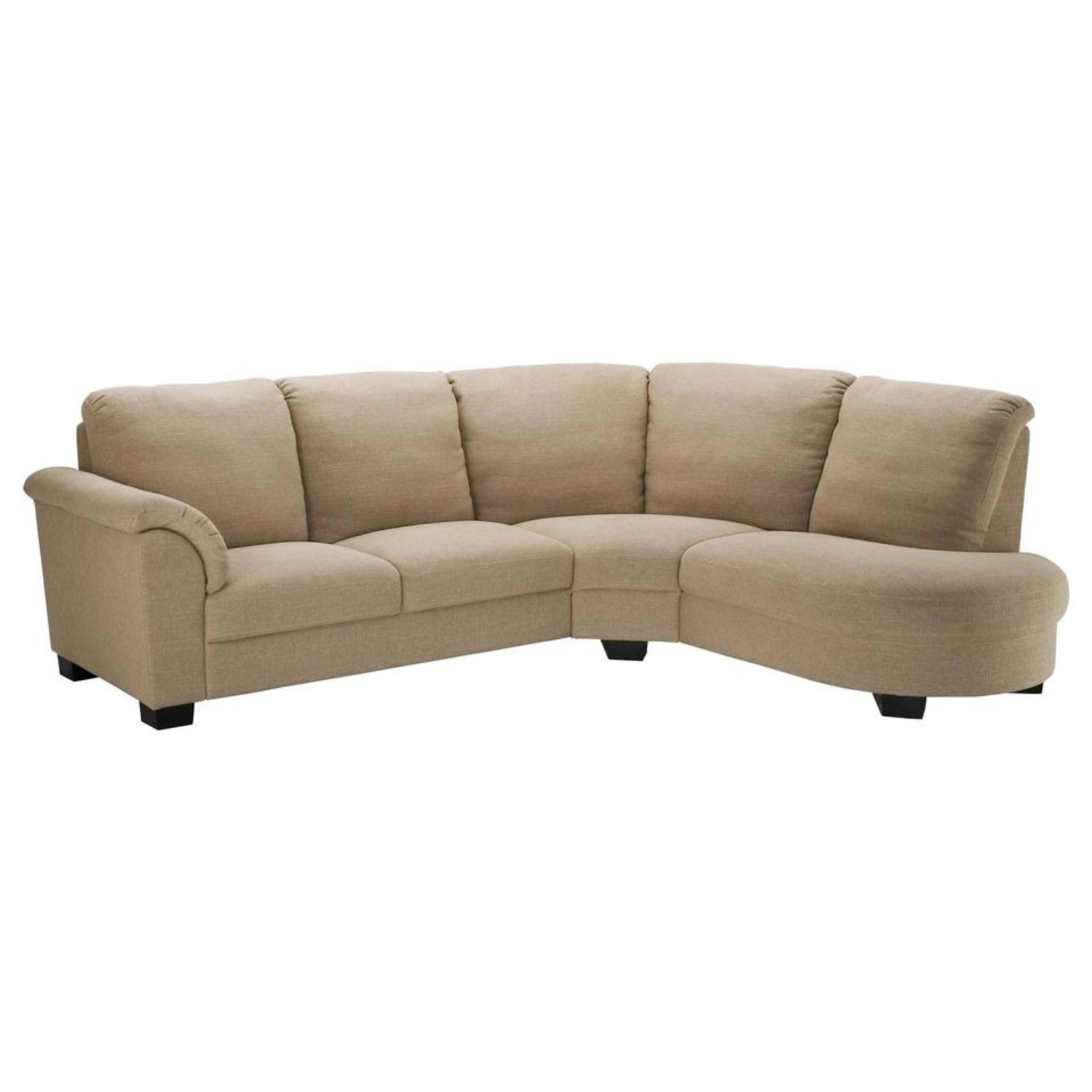 IKEA 3 Piece Sectional - image-1