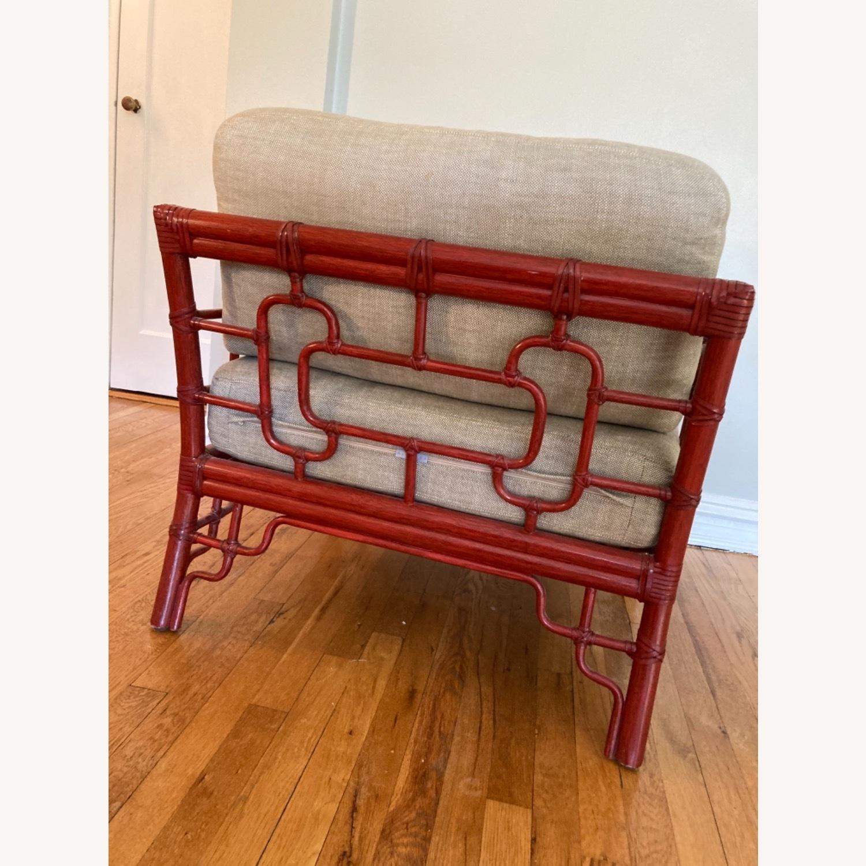 McGuire Bamboo Armchair - image-3