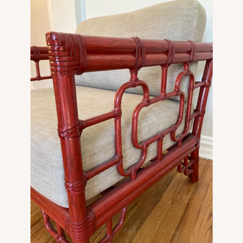 McGuire Bamboo Armchair - image-2