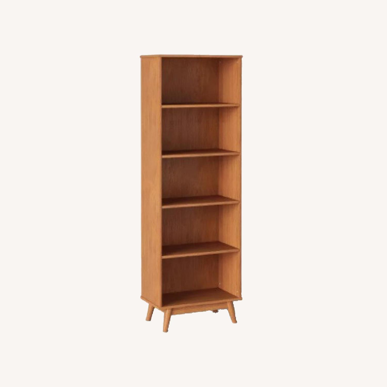 Target Amherst Mid Century Modern 5-Shelf Bookcase - image-0
