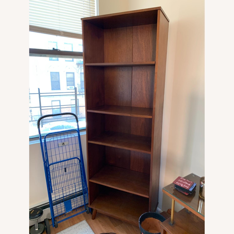 Target Amherst Mid Century Modern 5-Shelf Bookcase - image-2