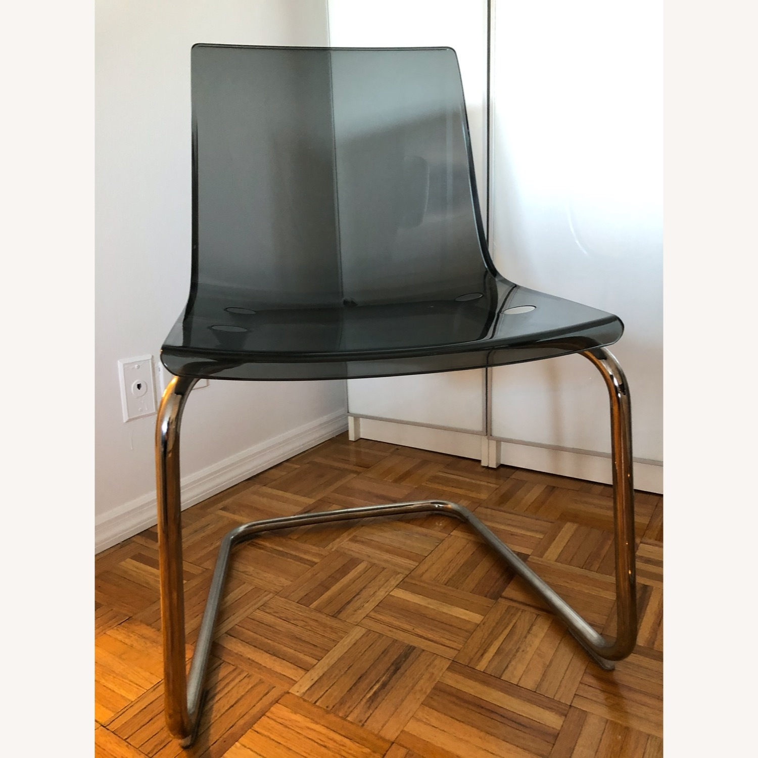 IKEA Tobias Dining Chairs in gray - image-2